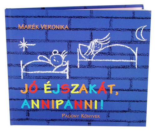 Könyv - Jó éjszakát, Annipanni!