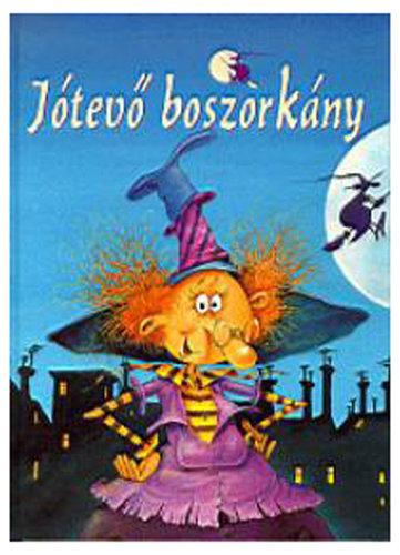 Könyv - Jótevő boszorkány