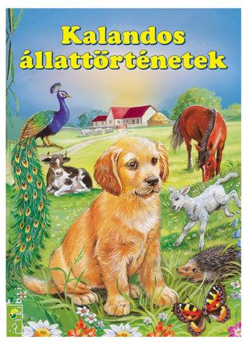 Könyv - Kalandos állattörténetek