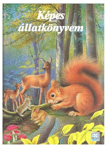 Könyv - Képes állatkönyvem