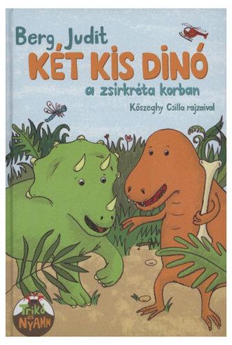 Könyv - Két kis dinó a zsírkréta korban