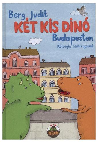 Könyv - Két kis dinó Budapesten