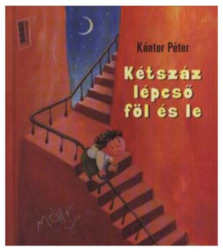 Könyv - Kétszáz lépcső föl és le