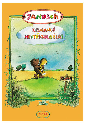 Könyv - Kismackó Mentőszolgálat