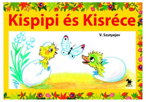Könyv - Kispipi és Kisréce