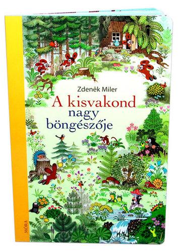 Könyv - A kisvakond nagy böngészője