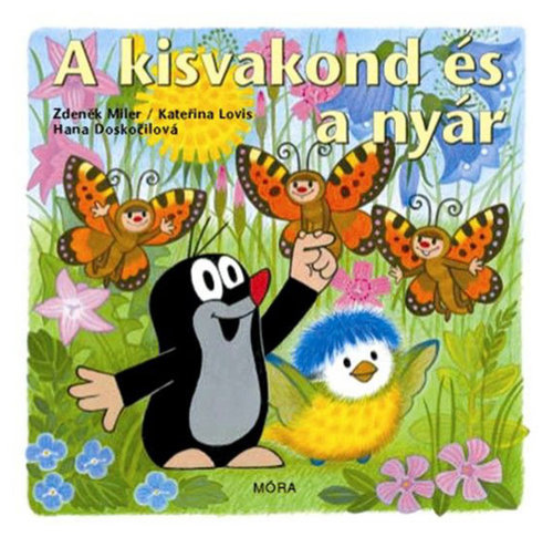 Könyv - Kisvakond és a nyár
