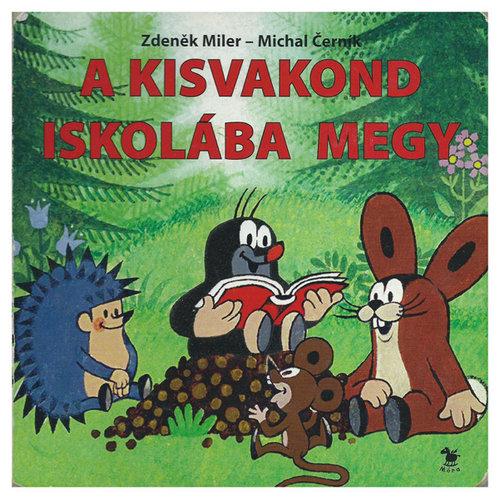 Könyv - Kisvakond iskolába megy