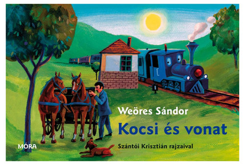 Könyv - Kocsi és vonat