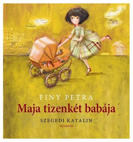 Könyv - Maja tizenkét babája