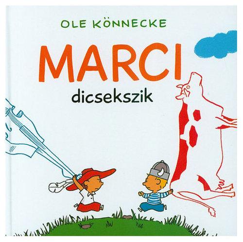 Könyv - Marci dicsekszik