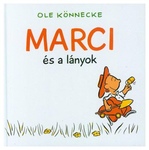 Könyv - Marci és a lányok