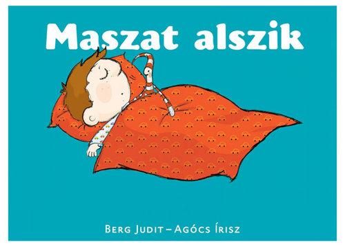 Könyv - Maszat alszik