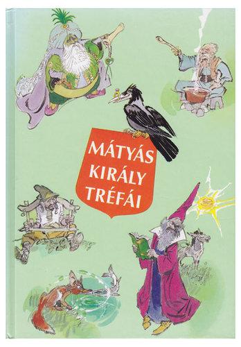 Könyv - Mátyás király tréfái