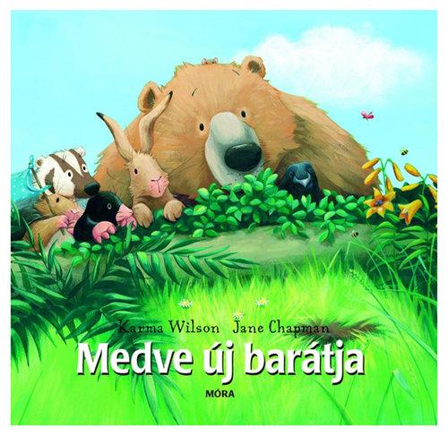 Csak Klubtagoknak! Könyv - Medve új barátja