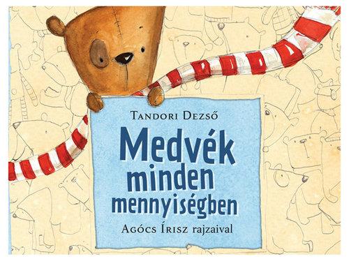 Könyv - Medvék minden mennyiségben