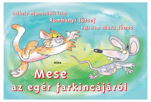 Könyv - Mese az egér farkincájáról