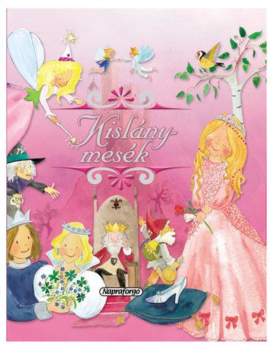 Könyv - Mesetár - Kislánymesék