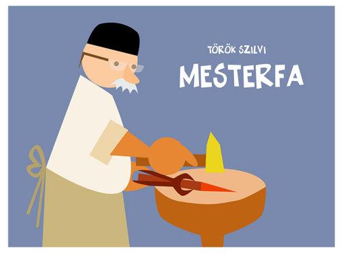 Könyv - Mesterfa