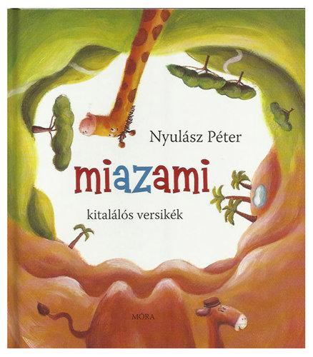 Könyv - Miazami - Kitalálós versikék