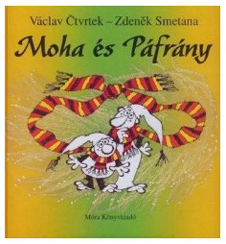Könyv - Moha és Páfrány
