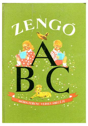 Könyv - Móra Ferenc: Zengő ABC