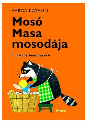 Könyv - Mosó Masa mosodája