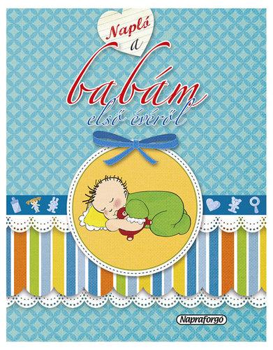 Könyv - Napló a babám első évéről