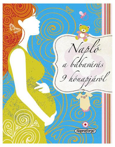 Könyv - Napló a babavárás 9 hónapjáról