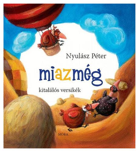 Könyv - Nyulász Péter: Miazmég kitalálós versikék