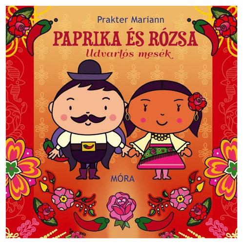 Könyv - Paprika és Rózsa