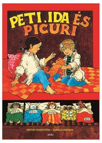 Könyv - Peti, Ida és Picuri