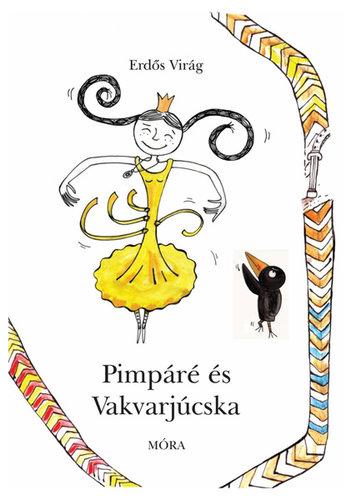 Könyv - Pimpáré és Vakvarjúcska