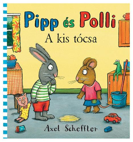 Könyv - Pipp és Polli - A kis tócsa