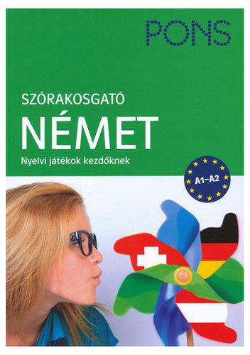 Könyv - Pons Szórakosgató Német - Nyelvi Játékok kezdőknek