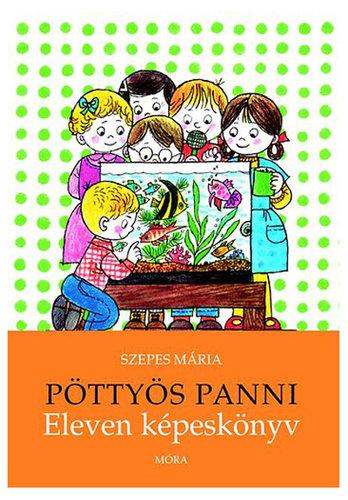 Könyv - Pöttyös Panni Eleven képeskönyv