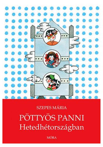 Könyv - Pöttyös Panni Hetedhétországban