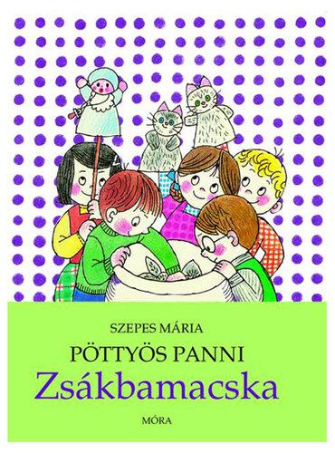 Könyv - Pöttyös Panni Zsákbamacska