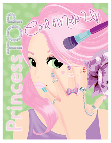 Könyv - Princess TOP Cool make-up