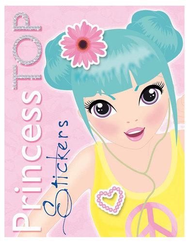 Könyv - Princess TOP Stickers 1.