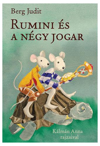 Könyv - Rumini és a négy jogar