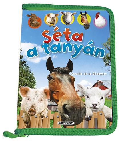 Könyv - Séta a tanyán