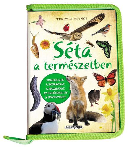 Könyv - Séta a természetben