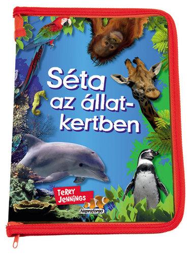 Könyv - Séta az állatkertben