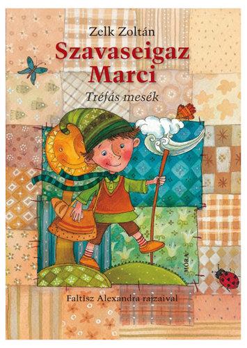 Könyv - Szavaseigaz Marci