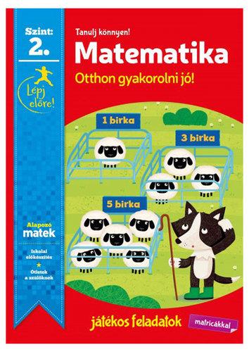 Könyv - Tanulj könnyen - Matematika 2.