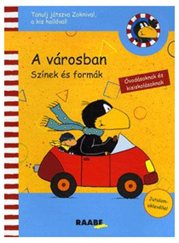Könyv - Tanulj játszva Zoknival - A Városban