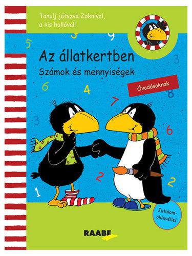 Könyv - Tanulj játszva Zoknival - Az Állatkertben
