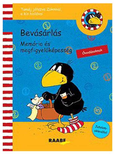 Könyv - Tanulj játszva Zoknival - Bevásárlás