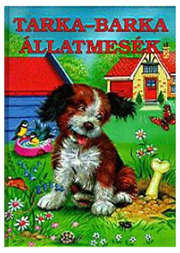 Könyv - Tarka-barka állatmesék